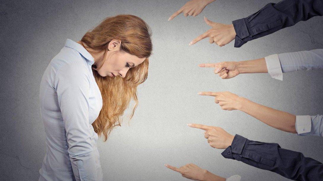 Страх общения с людьми и осуждения