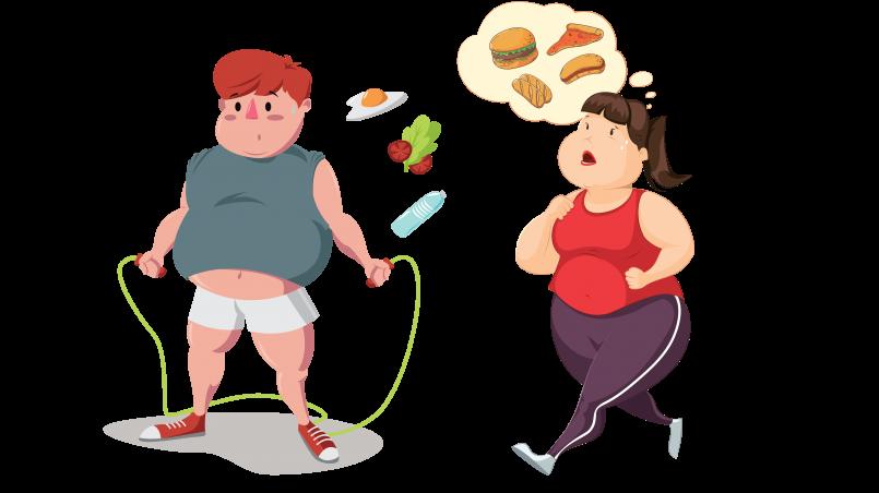 Лишний вес и питание